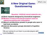 a new original game questioneering55
