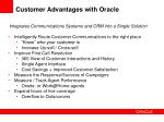 customer advantages with oracle38