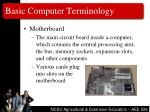basic computer terminology18