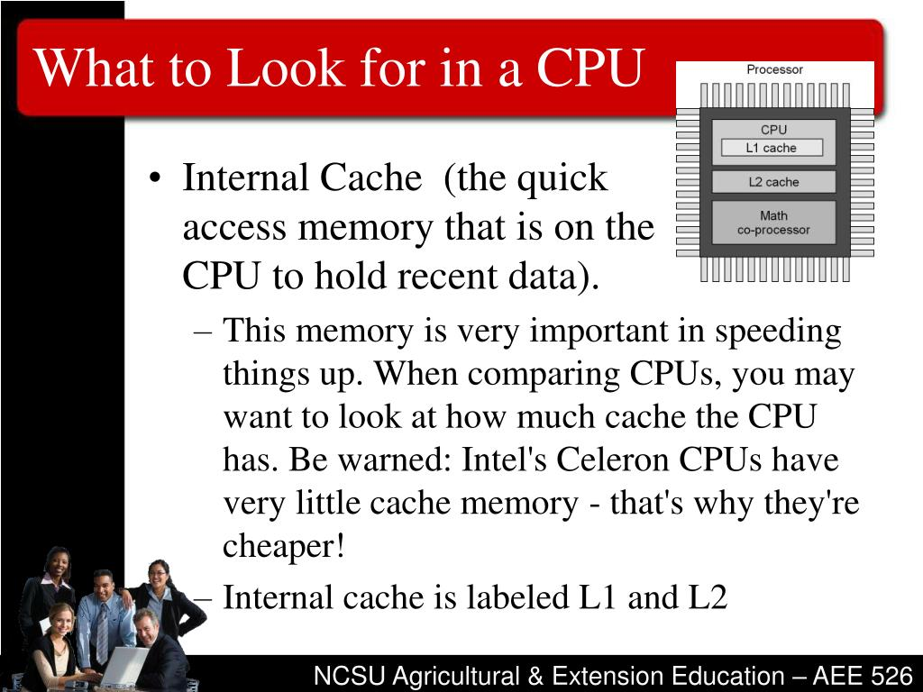 What to Look for in a CPU