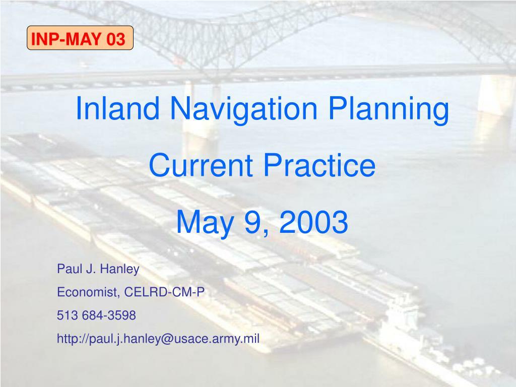 INP-MAY 03