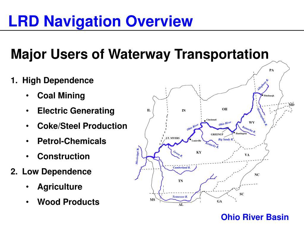 LRD Navigation Overview