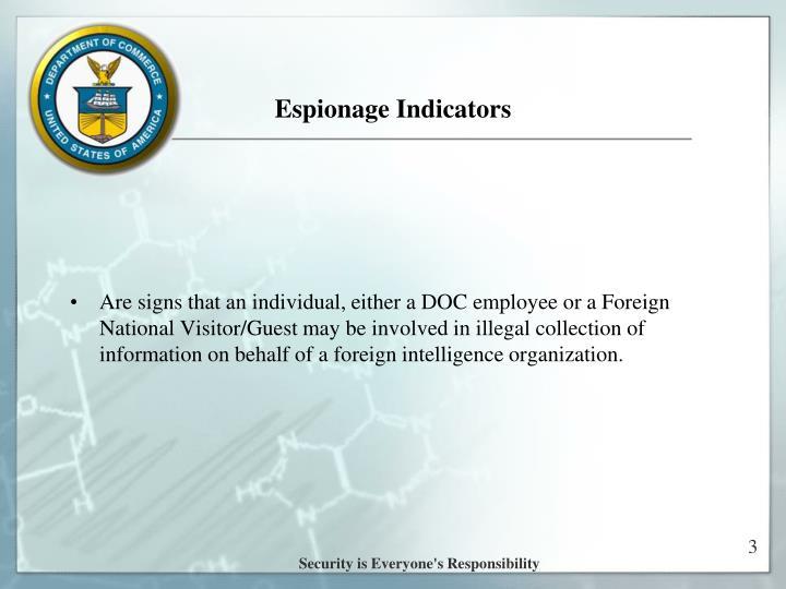 Espionage indicators3