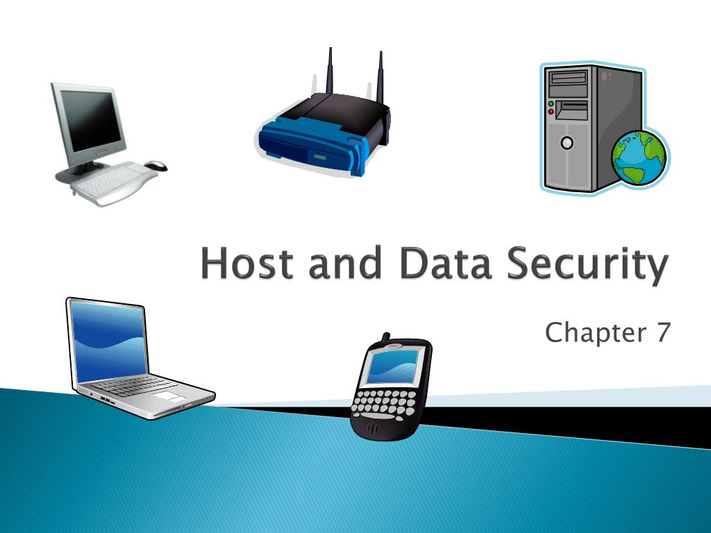 host and data security l.