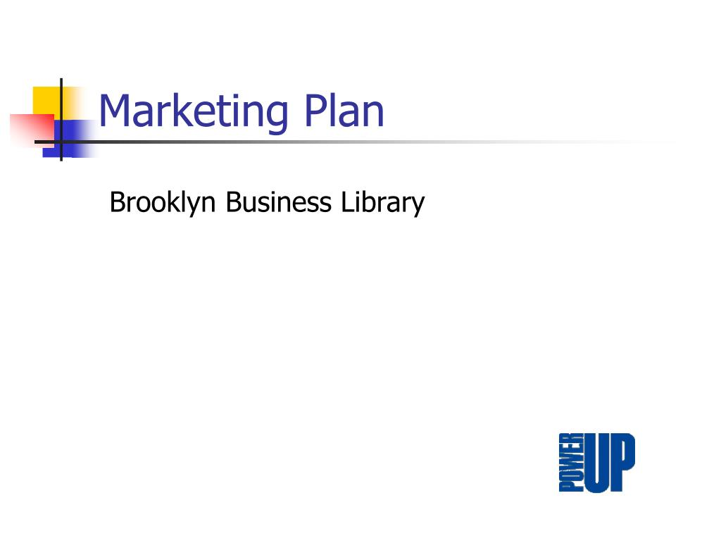 marketing plan l.