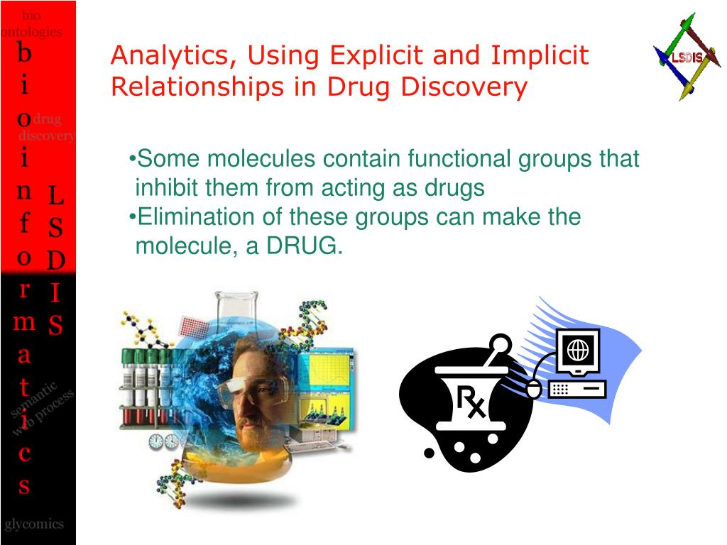 Analytics, Using Explicit and Implicit Relationships in