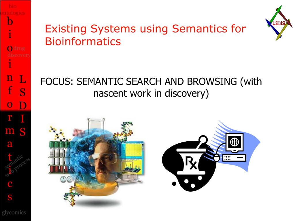 Existing Systems using Semantics for Bioinformatics