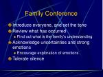 family conference46