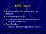 staff debrief55