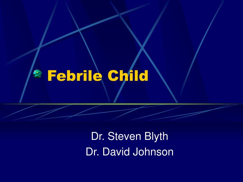 febrile child l.