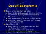 occult bacteremia5