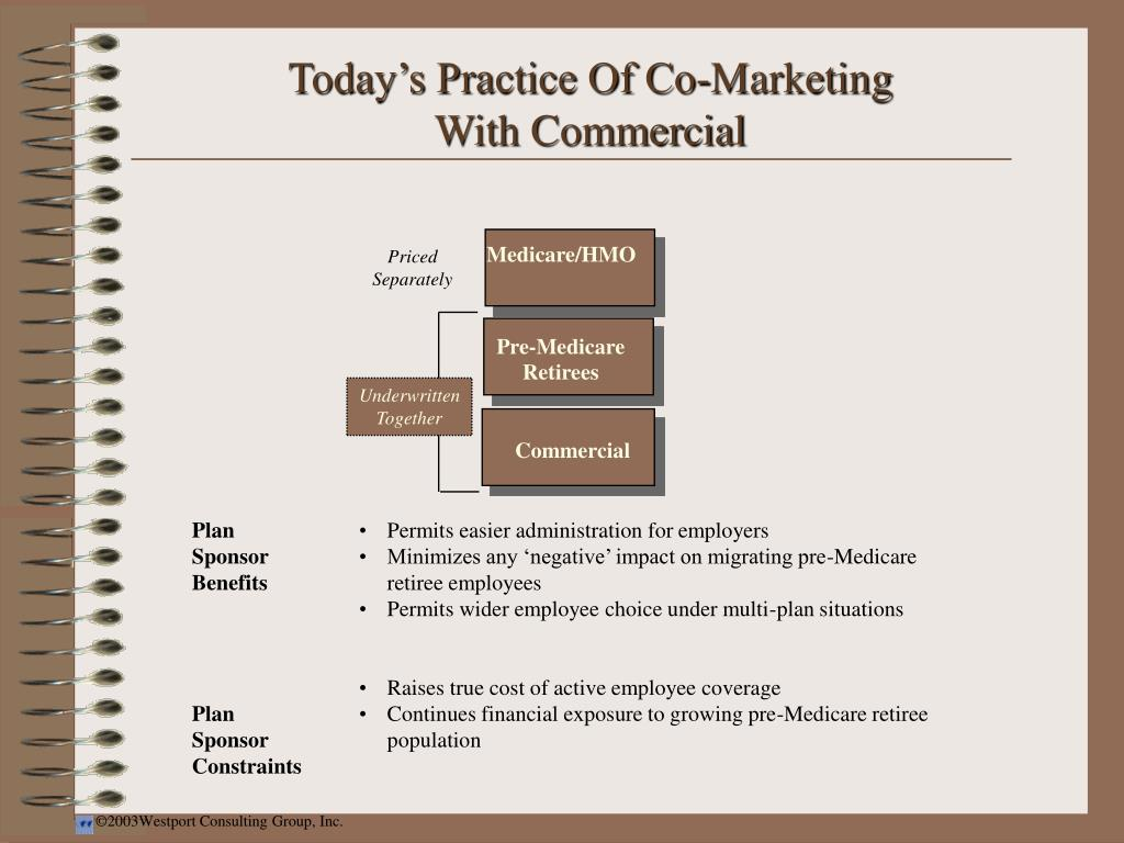Today's Practice Of Co-Marketing With Commercial
