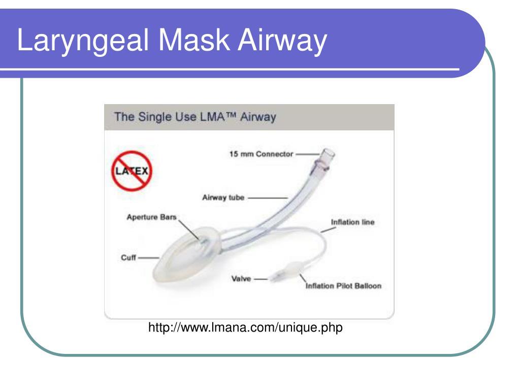 Laryngeal Mask Airway