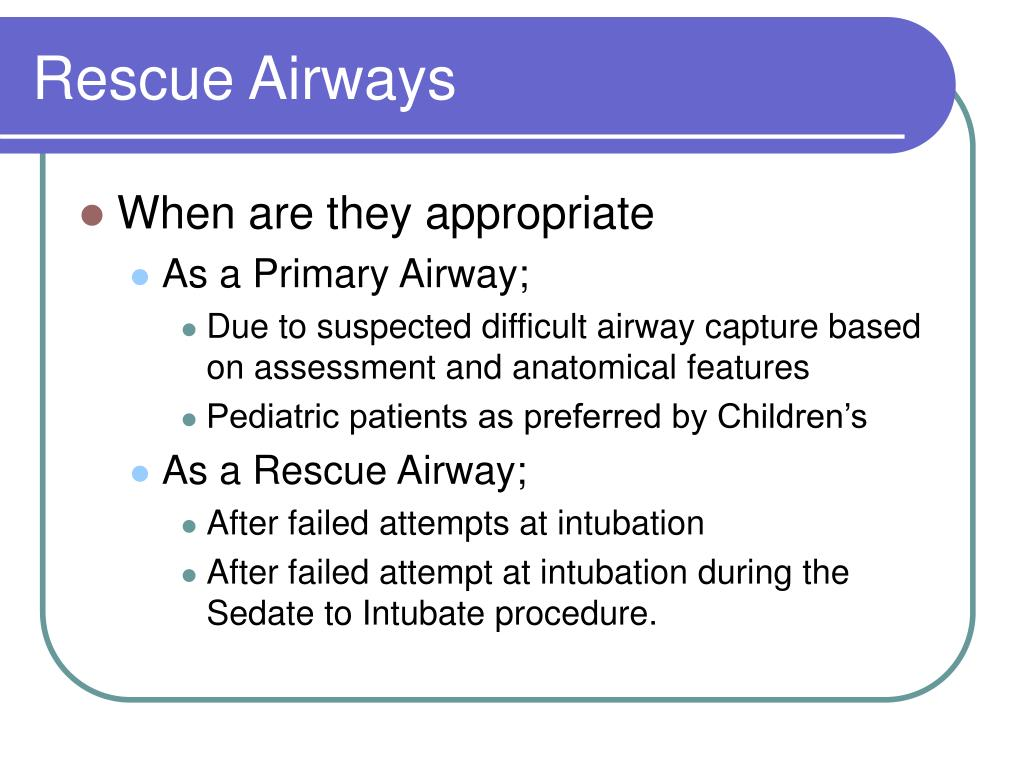 Rescue Airways