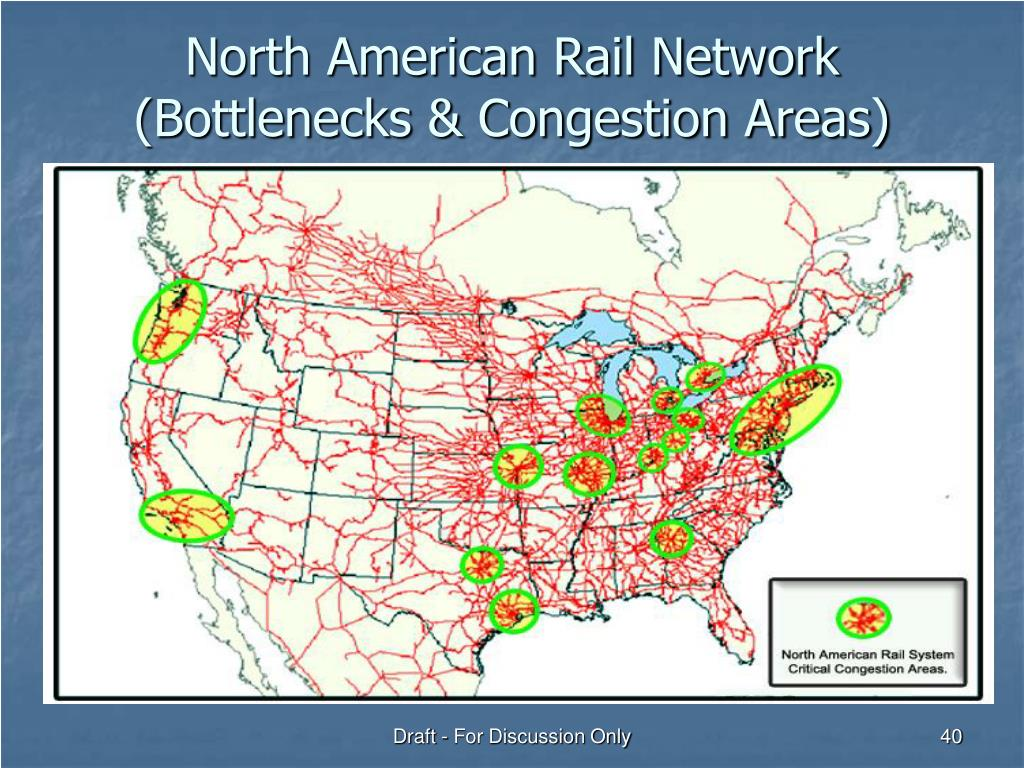 North American Rail Network