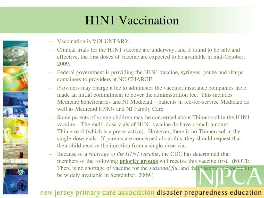 H1N1 Vaccination