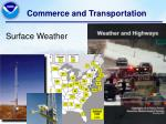 commerce and transportation9