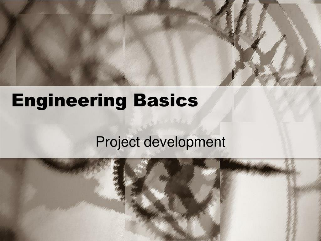 engineering basics l.
