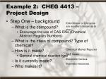 example 2 cheg 4413 project design18