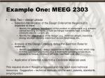 example one meeg 230315