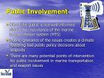 public involvement
