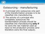 outsourcing manufacturing33