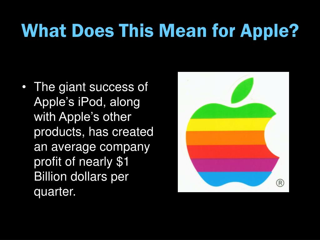 What Does This Mean for Apple?