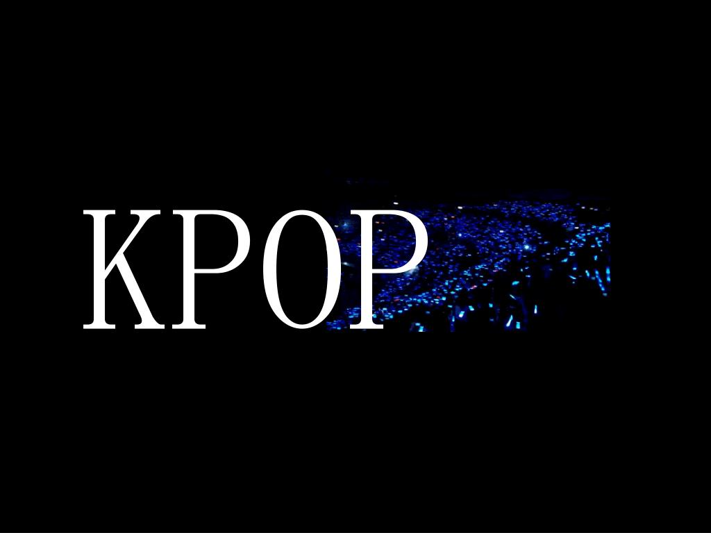 Ppt Kpop Powerpoint Presentation Id 266763