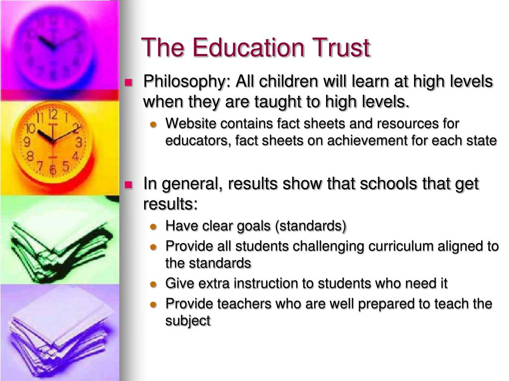 The Education Trust