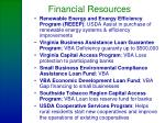 financial resources26