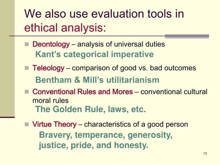 a comparison of kants universal law formation of the categorical imperative and mills utilitarianism Kant: the universal law formation of the categorical imperativekantian philosophy outlines the universal law formation of thecategorical imperative as a.