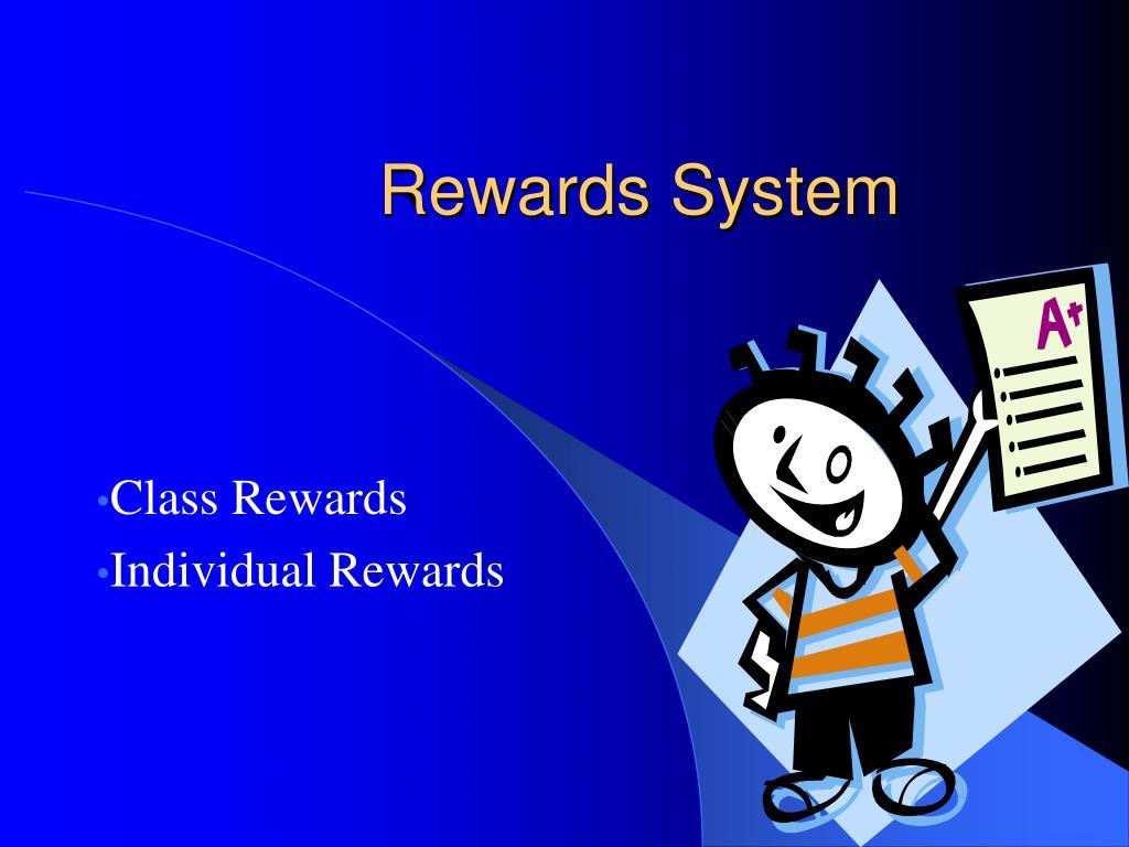 Rewards System