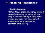 preaching repentance18