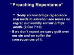 preaching repentance19