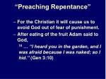 preaching repentance20
