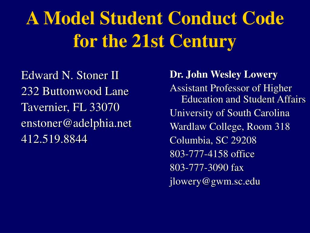 Edward N. Stoner II