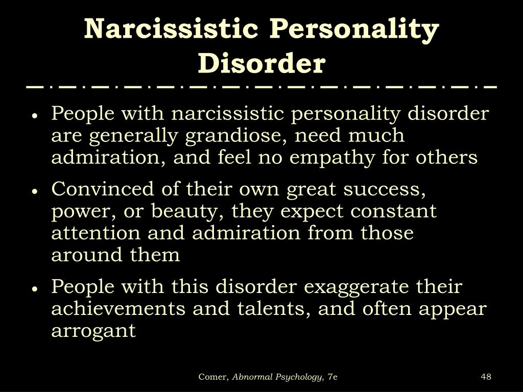 PPT - Personality Disorders PowerPoint Presentation - ID:266955