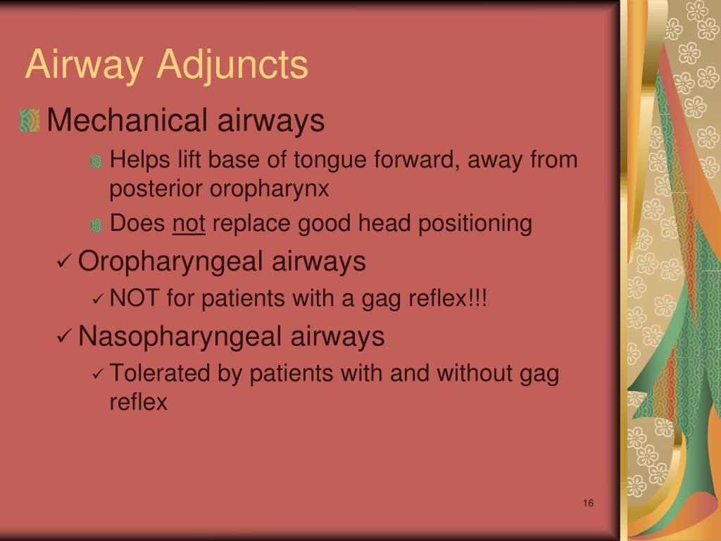 Airway Adjuncts