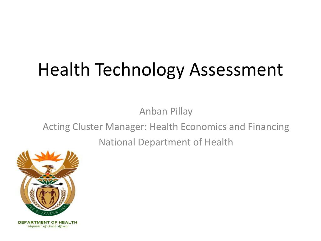 health technology assessment l.