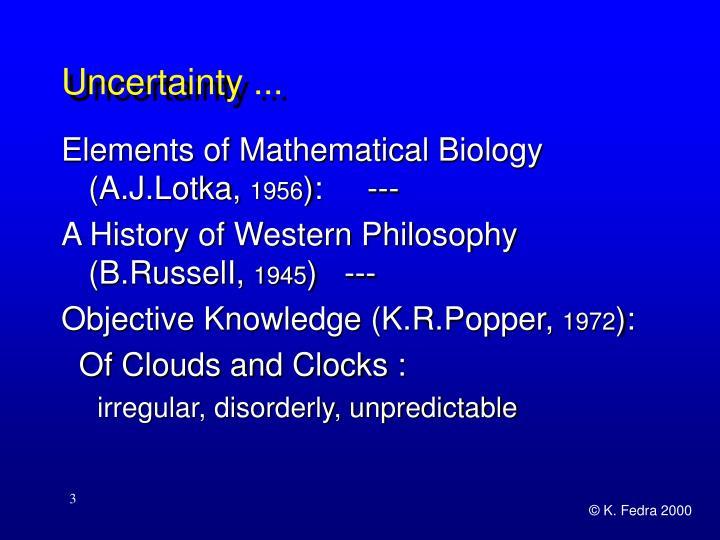 Uncertainty3