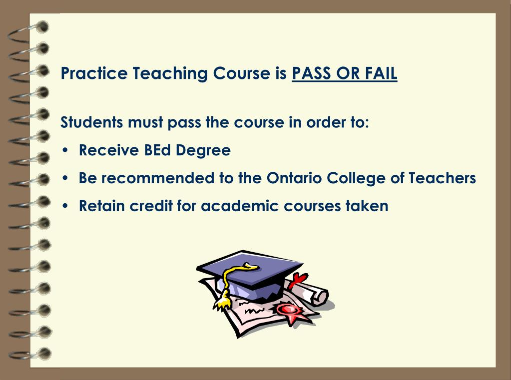 Practice Teaching Course is