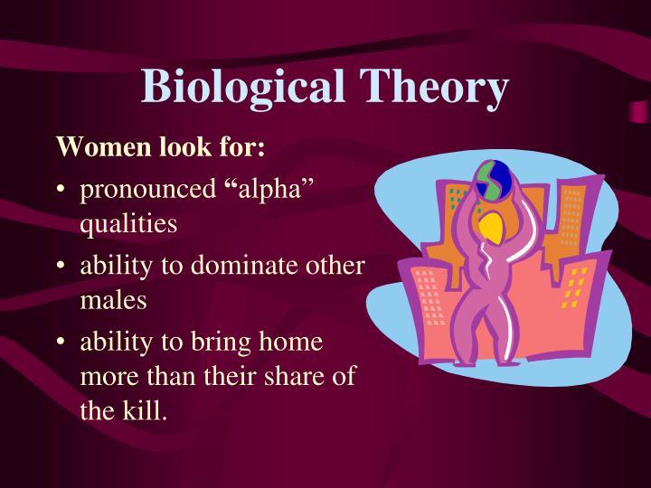 Biological theory3