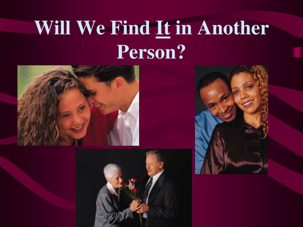 Will We Find