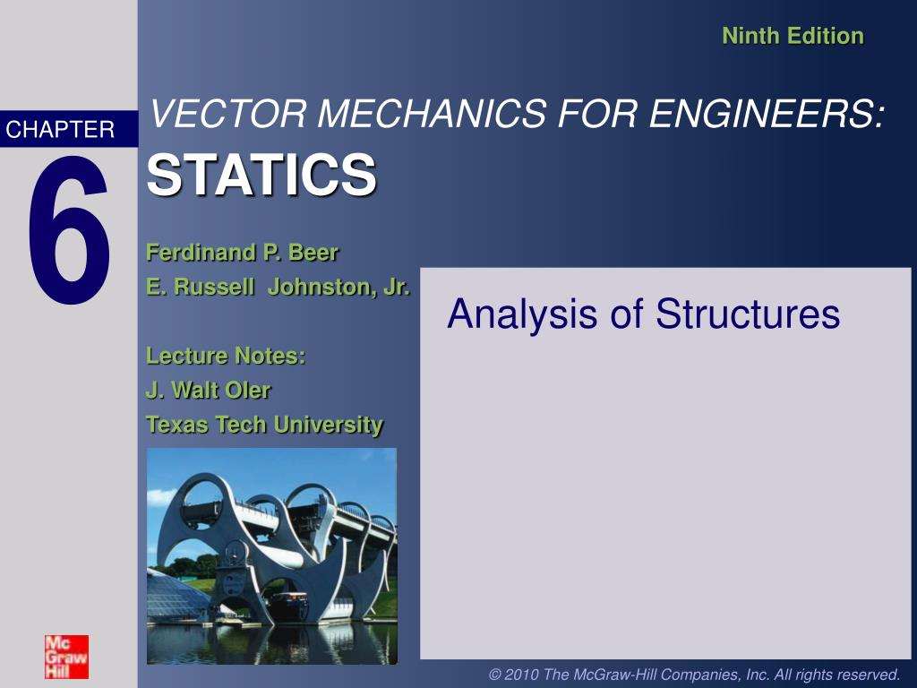 analysis of structures l.
