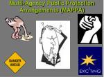 multi agency public protection arrangements mappa
