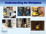 understanding the workplace