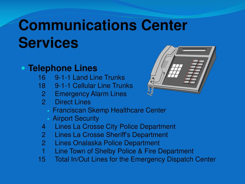 Communications Center Services