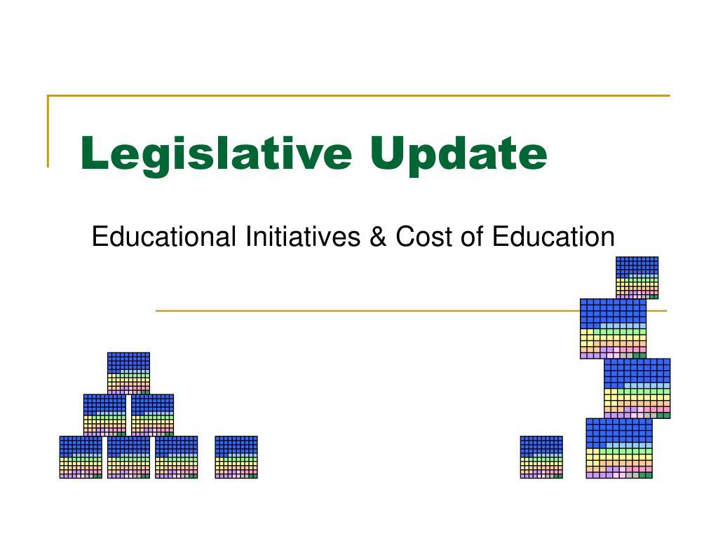 legislative update l.