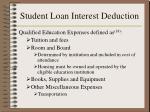 student loan interest deduction19