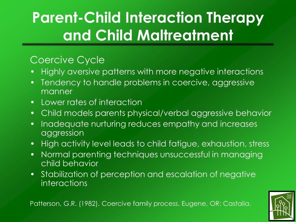 ppt - parent-child interaction therapy powerpoint presentation